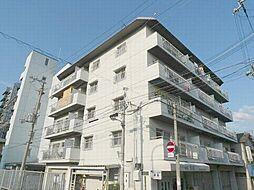 カタヤマコーポ[4階]の外観