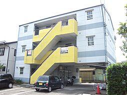 グランディール西焼津[2階]の外観