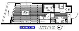 ステージグランデ用賀アジールコート[6階]の間取り