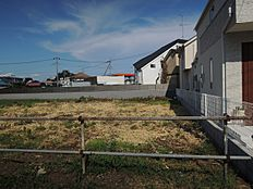 外観:現地土地写真