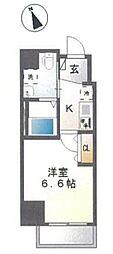 Kanaloa(カナロア)[302号室号室]の間取り