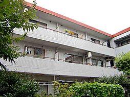 東京都世田谷区千歳台5丁目の賃貸マンションの外観