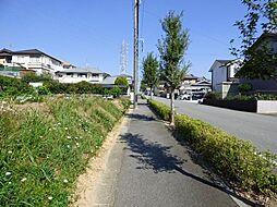 物件と公道の境