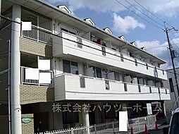 プレアール富野荘[1階]の外観