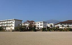 山王中学校まで...