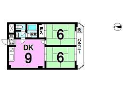 南浦和クイーンコーポD棟 6階 オーナーチェンジ