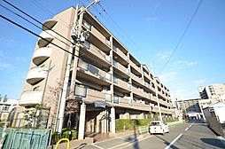 大阪府摂津市鶴野4丁目の賃貸マンションの外観