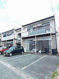 福岡県北九州市小倉南区湯川新町3丁目の賃貸アパートの外観