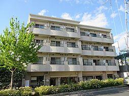 神奈川県川崎市麻生区万福寺4丁目の賃貸マンションの外観