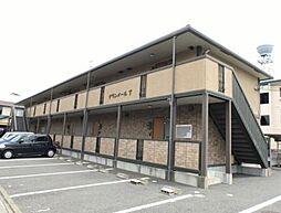 静岡県沼津市下香貫浜田の賃貸アパートの外観