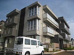 大阪府東大阪市北石切町の賃貸マンションの外観