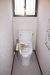 トイレ交換済み...