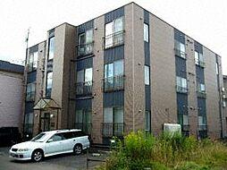 北海道札幌市東区北四十八条東16丁目の賃貸マンションの外観