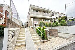東急田園都市線 あざみ野駅 徒歩6分の賃貸アパート