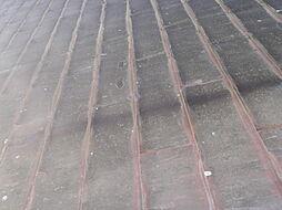 銅板葺屋根