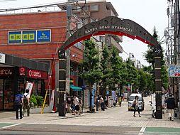 大岡山駅前商店...