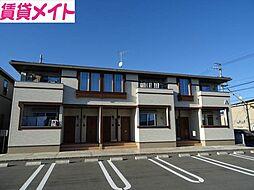 近鉄山田線 斎宮駅 徒歩17分の賃貸アパート