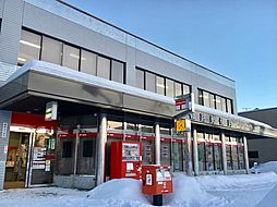 篠路郵便局まで...