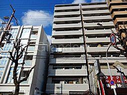 朝日プラザ都島北通タウンルーム[8階]の外観