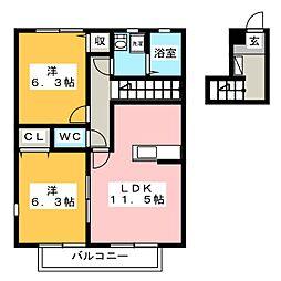 茶所駅 5.3万円