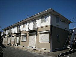 ラフォーレ田中[102号室]の外観