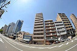 ランドマークシティ大阪城南[8階]の外観