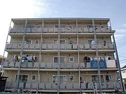 ウチデマンション[4階]の外観