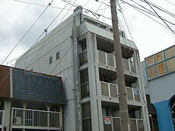 愛知県名古屋市南区明治2丁目の賃貸マンションの外観