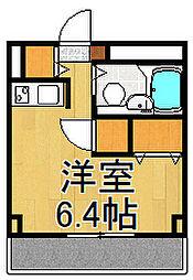 ワコーレ越谷 第10石島ビル[303号室]の間取り