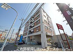 大阪府枚方市山之上北町の賃貸マンションの外観