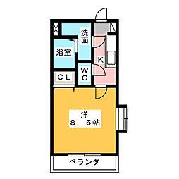 オーナメント[5階]の間取り
