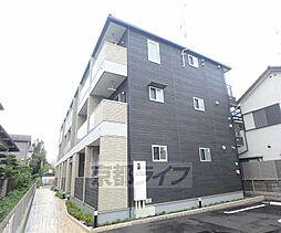 JR奈良線 JR小倉駅 徒歩10分の賃貸アパート