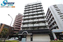 グリフィン横浜・東白楽[405号室]の外観