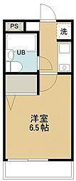所沢メゾン3号館[315号室号室]の間取り