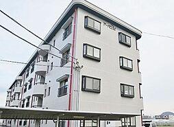 静岡県駿東郡清水町的場の賃貸マンションの外観