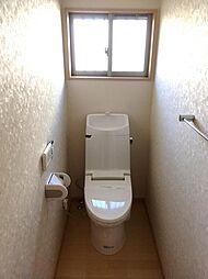 トイレは1Fと...