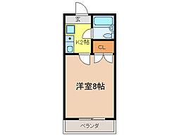 伊勢八太駅 2.5万円