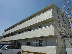 滋賀県栗東市安養寺7丁目の賃貸アパートの外観