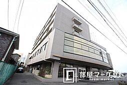 愛知県豊田市深田町2丁目の賃貸マンションの外観
