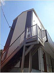 グランドゥール横浜[103号室]の外観