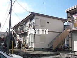 鶴田ローズタウンB棟[2階]の外観