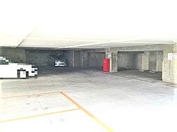 地下駐車場 2019.7