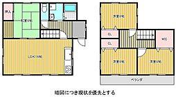 [一戸建] 愛知県名古屋市名東区社が丘3丁目 の賃貸【/】の間取り