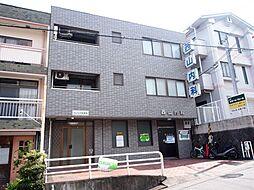 兵庫県神戸市北区鈴蘭台南町6丁目の賃貸マンションの外観
