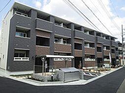 グラディート 友井3 弥刀5分[3階]の外観