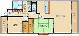 Xing Aoyama/エクシング青山[302号室]の間取り