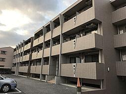 兵庫県西宮市櫨塚町の賃貸マンションの外観