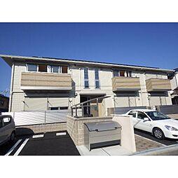 奈良県奈良市南紀寺町2丁目の賃貸アパートの外観