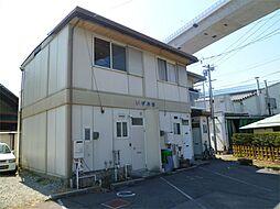 長野県岡谷市御倉町の賃貸アパートの外観
