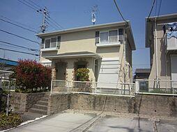 愛知県名古屋市天白区荒池2丁目の賃貸アパートの外観
